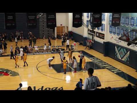 Centennial H.S JV Basketball vs Bonanza High School Clip 2