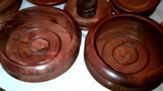 Bermuda Cedar Souvenirs