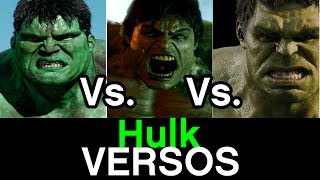 Hulk versos Hulks #AMcorp - André Martins