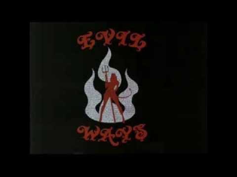 Santana - Evil Ways Subtitulada en español