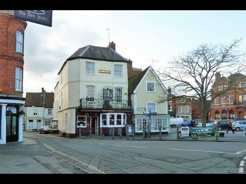 Places To See In ( Winslow - UK )