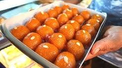Motichoor Laddu | How its made? | #laddurecipe | Indian Sweets Making