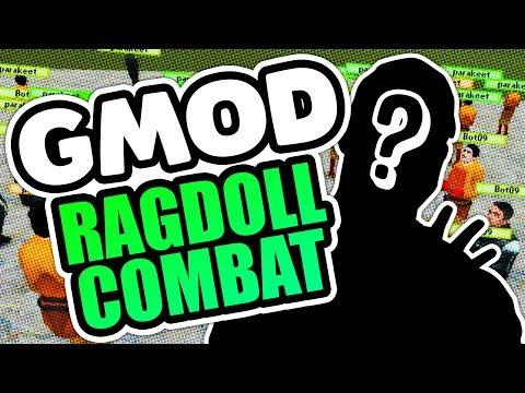 TWO JOHN CENAS?!?! - (GMOD Ragdoll Combat Funny Moments!)