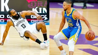 "NBA ""Crossovers and Ankle Breakers of 2021"" MOMENTS"