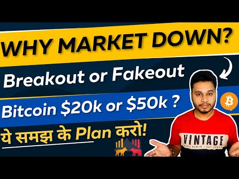Why Crypto Market is Down Today and Bitcoin News Today | Best Cryptocurrency To Invest 2021