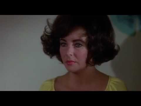 Legendary Elizabeth Taylor & Warren Beatty The Only Game In Town 1970