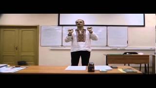 Белорусский язык, презентация, М. А. Хаминский
