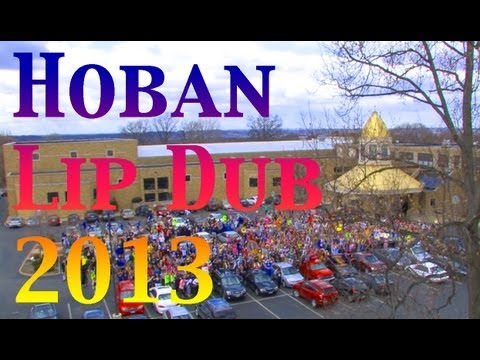 Archbishop Hoban High Schools 2013 Lip Dub 20 Akron, Ohio
