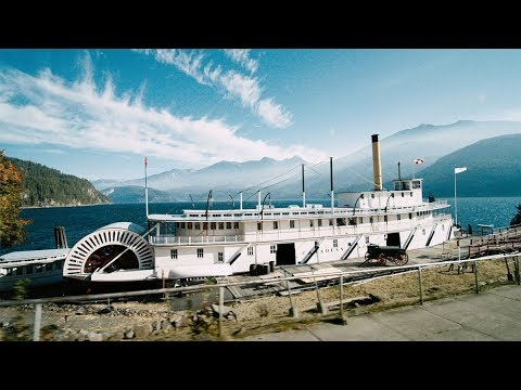 Finding Awesome: Heritage in Nelson and Kootenay Lake, BC