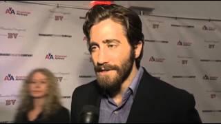 Jake Gyllenhaal's New York Stage Debut