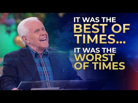 It Was The Best Of Times…It Was The Worst Of Times (April 5, 2020) | Jesse Duplantis