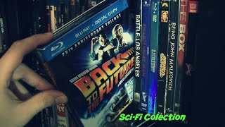Sci-Fi/Fantasy DVD and Blu-Ray Collection