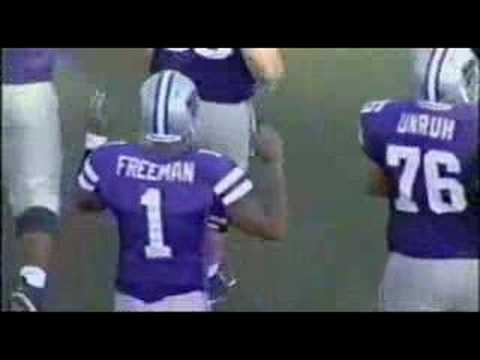 A Legend is Born - Kansas State Football