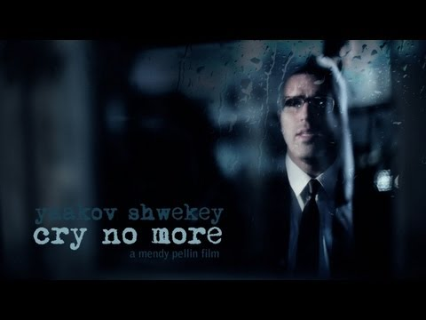 יעקב שוואקי - ירושלים | SHWEKEY - Cry No More - Official Video