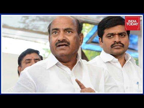 TDP MP JC Diwakar Reddy Creates Ruckus At Vizag Airport; Banned By IndiGo