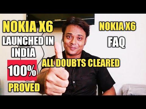 Nokia X6 Kab Launch Hoga in India ? Sab Kuch Milta Hain @ 13,800 | Nokia X6 FAQ in Hindi