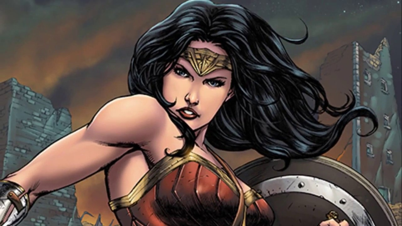 Hottest dc characters