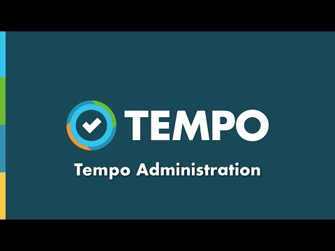Tempo Cloud: Administration