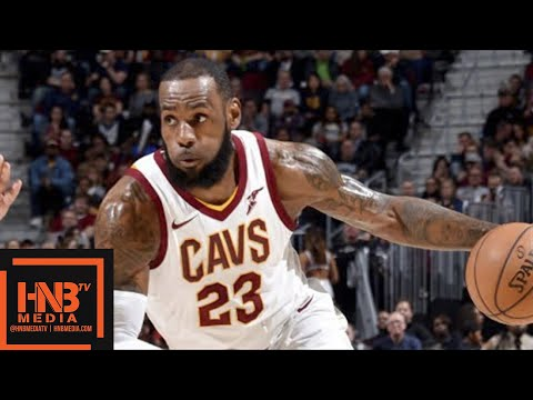 Cleveland Cavaliers vs Toronto Raptors Full Game Highlights / April 3 / 2017-18 NBA Season