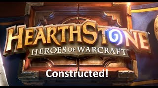 HearthStone - Ep57 - Hunter - Constructed Gameplay