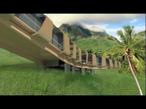 Bora Bora Golf - Luxury Development in French Polynesia