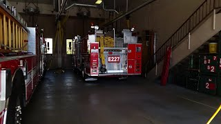 LAFD Station 27 In House Visit & USAR 27 Detailed Walk Around