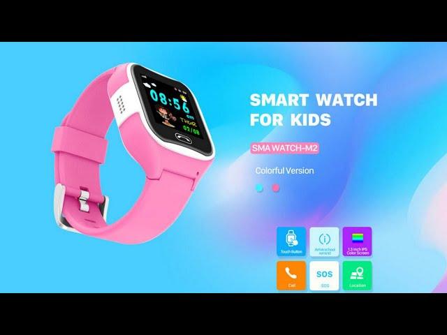 ⭐ SMART KIDS: SMARTWATCH PER BAMBINI – TRACCIAMENTO GPS, DISPLAY 1.44 TOUCHSCREEN, FOTOCAMERA HD
