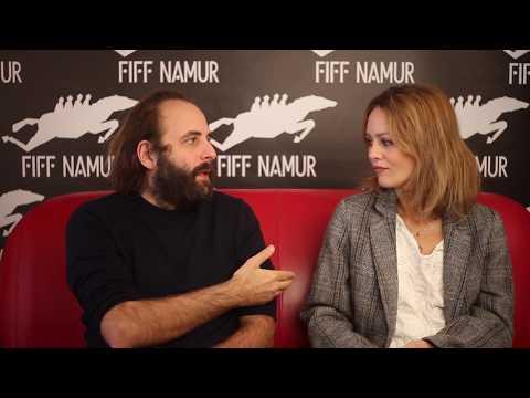 Vanessa Paradis et Vincent Macaigne - Chien | L'Interview | FIFF 2017