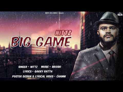 Big Game (Motion Poster) Nittz | Rel. on...