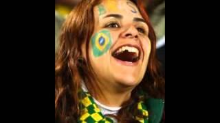 حلوات و جميلات التشجيع في مونديال البرازيل 2014