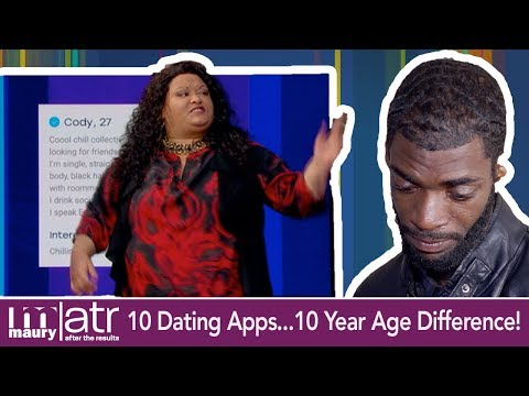He has 10 profiles on dating apps...But is he really cheating? | Maury: ATR