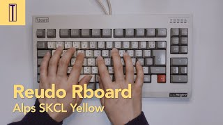 Reudo Rboard Pro for Mac Keybo…