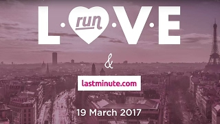 Love Run & lastminute.com Partnership