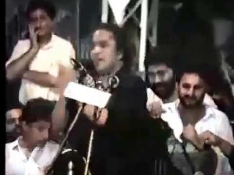 Old Majlis by Allama Irfan Haider Abidi Sahab....
