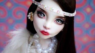 20s Flapper Girl 💃 OOAK Custom MH Doll Spectra Repaint