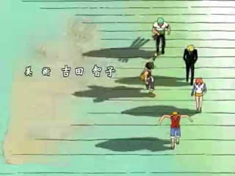 One Piece end. 3