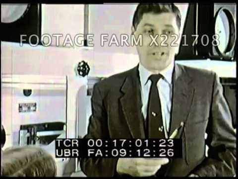 Educational Film re Water Utilities 221708-02X | Footage Farm