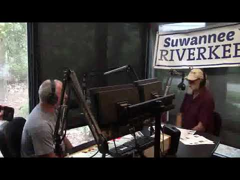 Wood pellet plant in Adel: bad idea --Suwannee Riverkeeper on Steve Nichols radio 2020-10-06