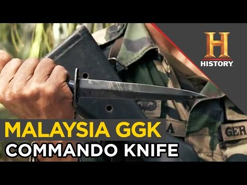 Dangerous Dagger: The Commando Knife | Special Forces