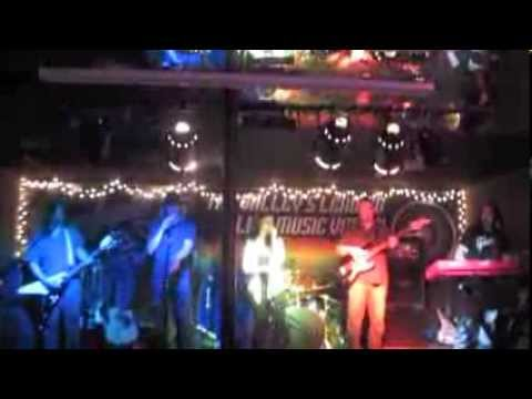 Raging Wood Live at: The Dalles House 2-1-2014