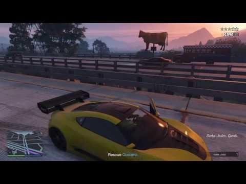 2 Great Sniper Shots - GTA Online