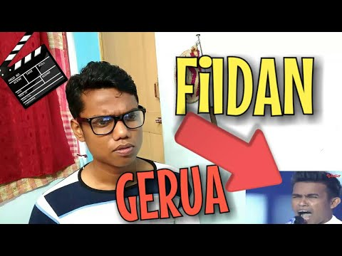 Indian Reacting To:Fildan, Bau Bau - Gerua (D Academy 4 Konser Final Top 4 Show)