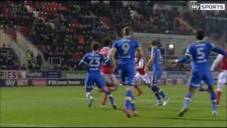 Rotherham 1 v 2 Leeds United #LUFC