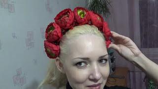 ВЛОГ Едем к сестре красить волосы Наши покупки в магазине