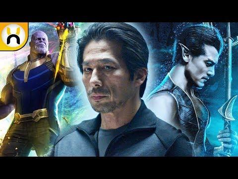 Hiroyuki Sanada's Mysterious Role In Avengers Infinity War