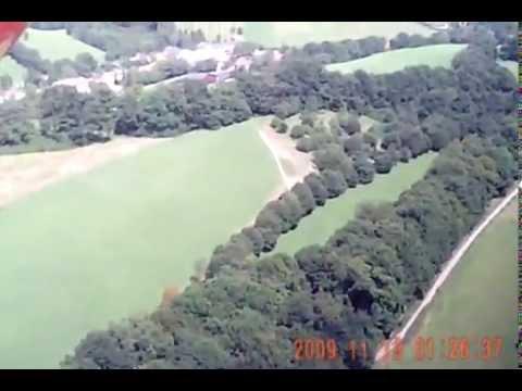 Modellflug Breitenfurt bei Wien 1 (Video von ERKO)