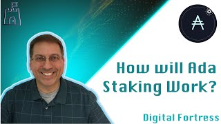How will Cardano Staking Work? Live Stream