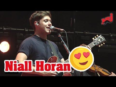 Niall Horan rencontre ses fans avant son concert au Zénith! #NRJ