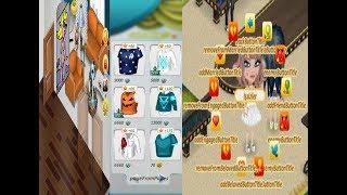 Avataria - Evin Dışına Eşya Koyma+Stilise Kıyafet Ekleme+Mağaza+Makyöz Hilesi