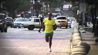 La Maratonista Yolimar Pineda Imagen Nike Venezuela  rumba a los Juegos Olímpicos Londres 2012